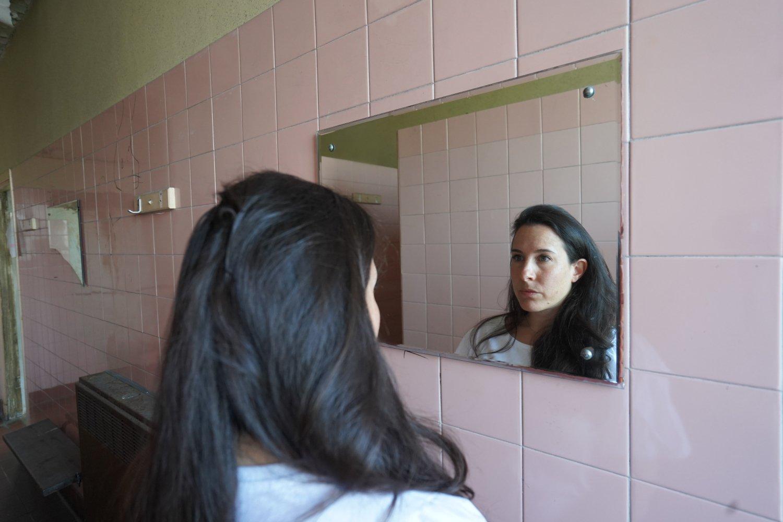 Frances Khalastchi Mirror