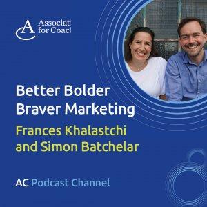 Podcast Frances Khalastchi and Simon Batchelar Social