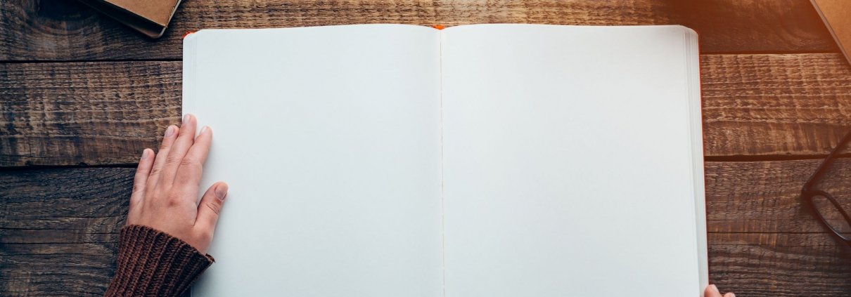 Blank sheet of paper to answer the question How to niche your coaching business