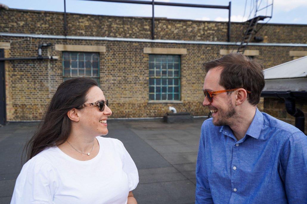 Frances & Simon